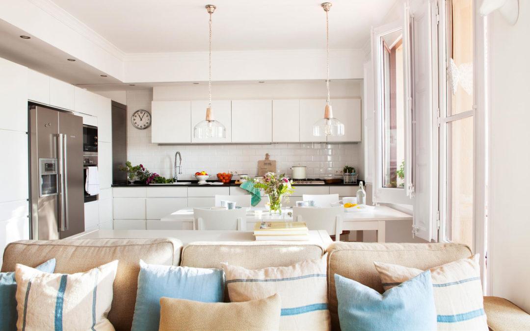 Unir la cocina y el salón ¿si o no?