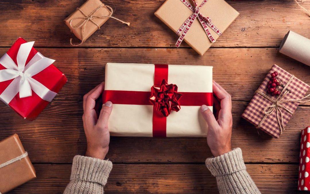 Ideas de regalos para Navidad. ¡Regala diseño!