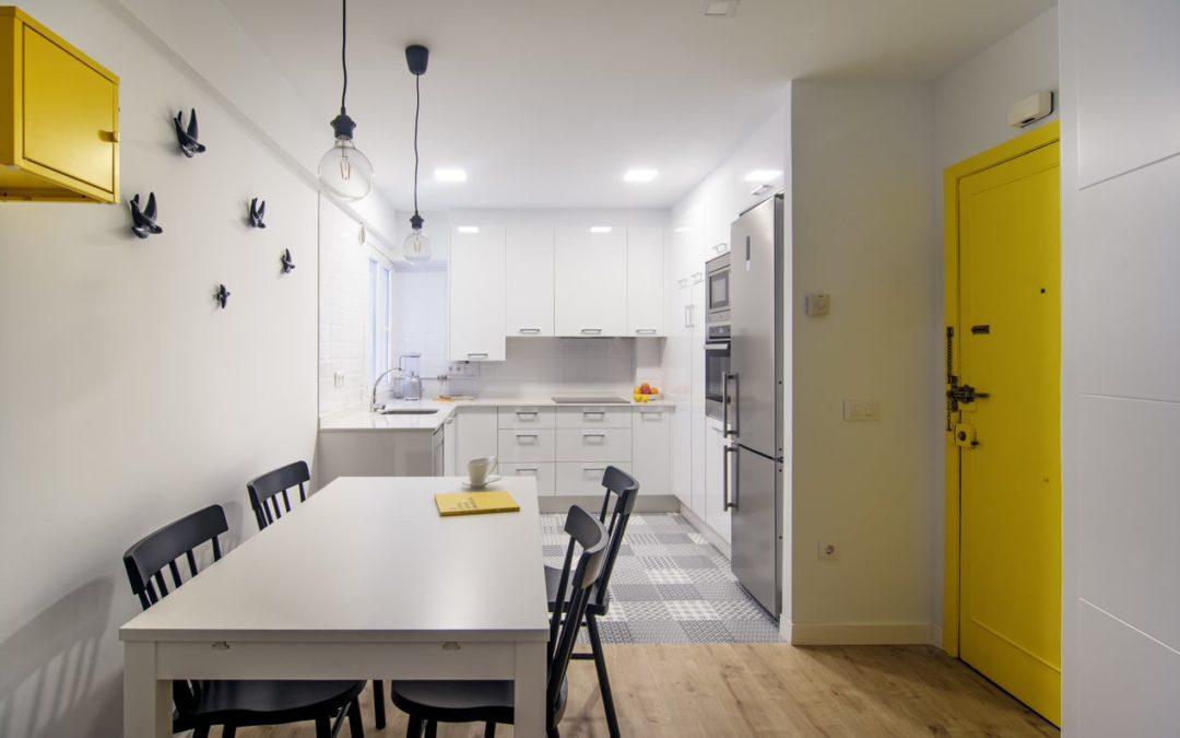 Reformando la cocina: ¿qué material escoger?